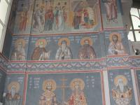 Фрески Успенского храма