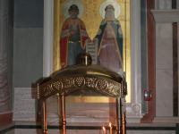 Храмовая икона свв. Петра и Февронии