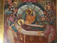 Успение Божией Матери - образ иконостаса
